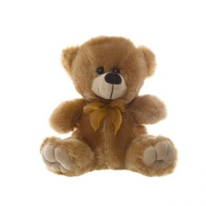 Alvin 20cm Teddy Flowers with Style