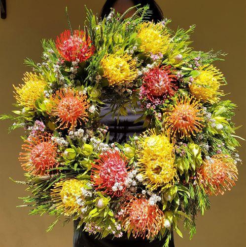 Medium native Wreath
