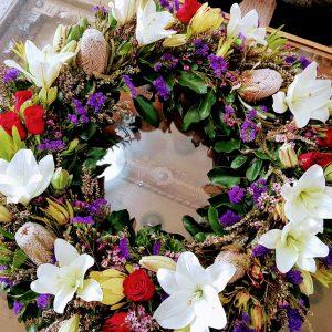 Large Native Wreath