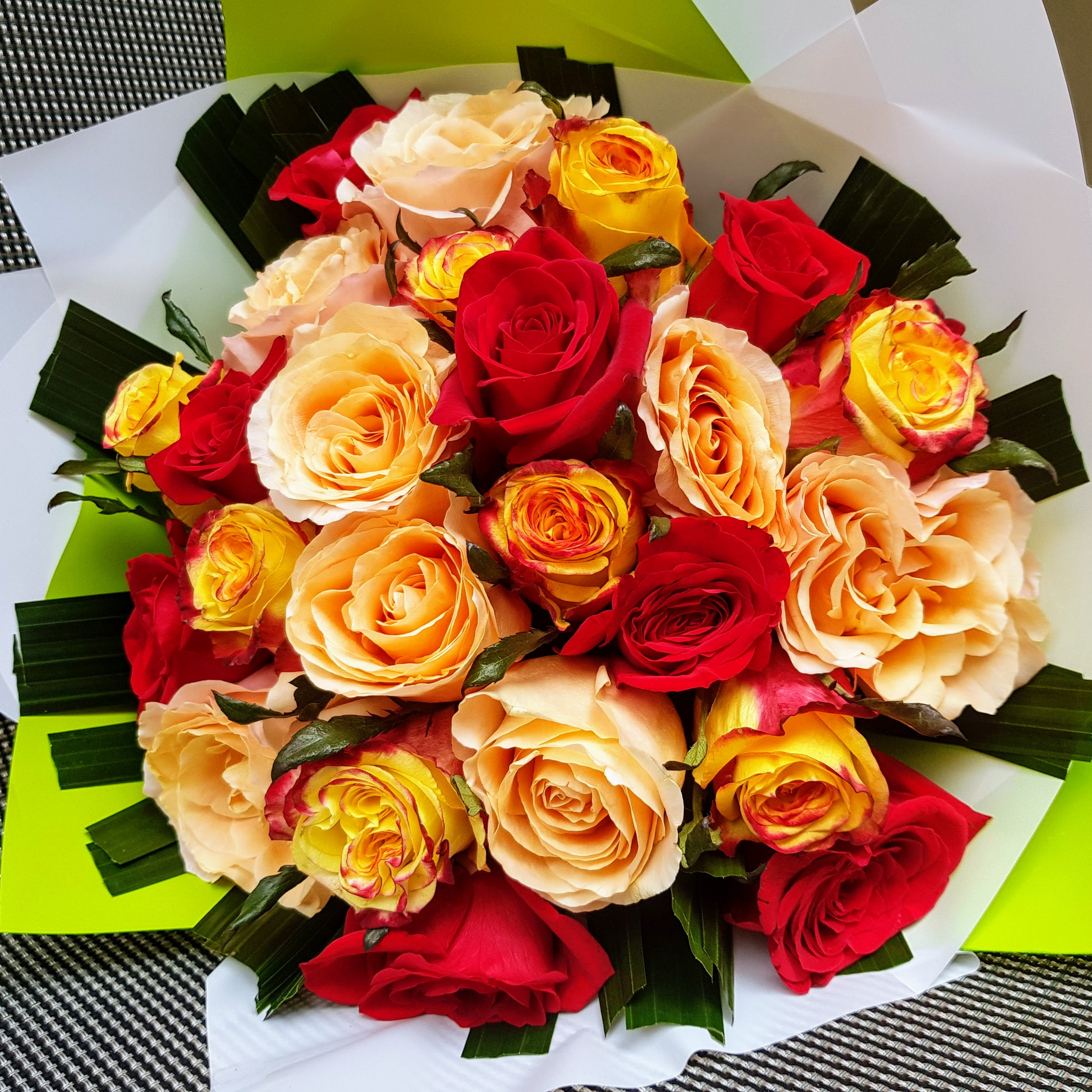 Love Month Flowers With Style Gold Coast Floral Delivery